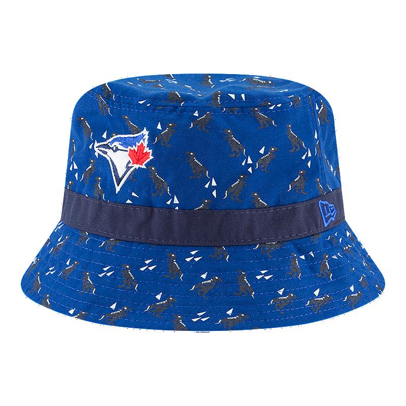 Toronto Blue Jays New Era Toddler Dino Bucket Hat  d0a5a78918f