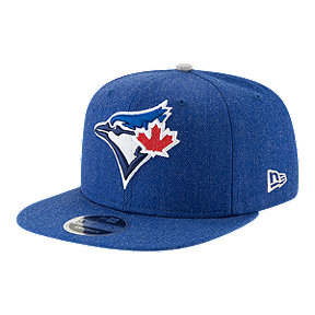 a57f39d12bb77 Toronto Blue Jays New Era Men s Heather Hype Snap Hat