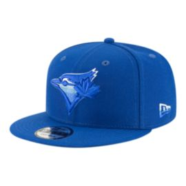 Toronto Blue Jays New Era Men's Faded Front Snap Hat