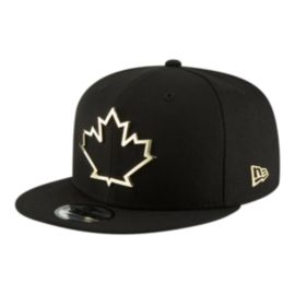 Toronto Blue Jays New Era Men's Metal Framed Snap Hat