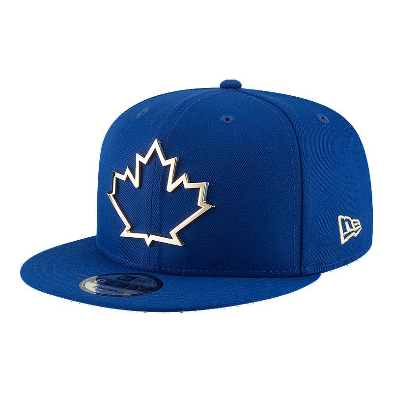 6ee48f6d2bc Toronto Blue Jays New Era Men s Metal Framed Snap Hat
