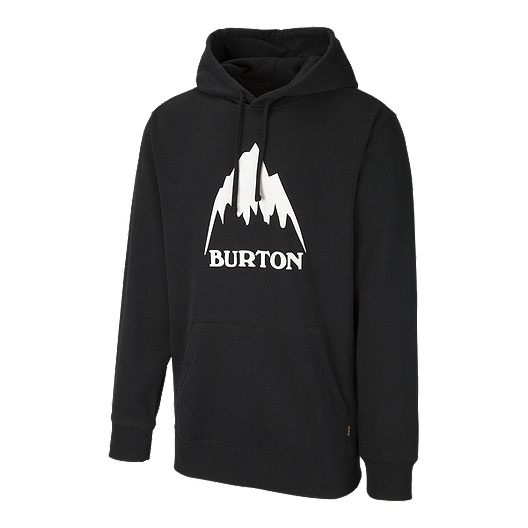 ec8e7b637 Burton Men's Classic Mountain High Pullover Hoodie - Black | Sport Chek