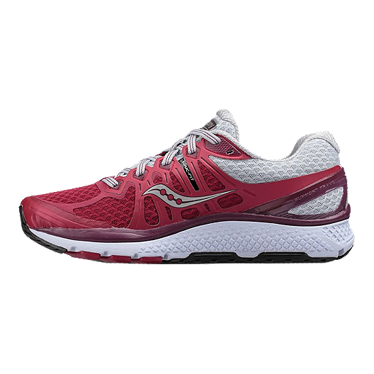 timeless design d28b0 915a2 Saucony Women's Everun Echelon 6 Wide Running Shoes - Berry ...