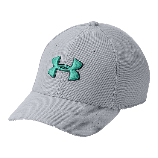 4546a472437 Under Armour Boys  Blitzing 3 Stretch Fit Hat
