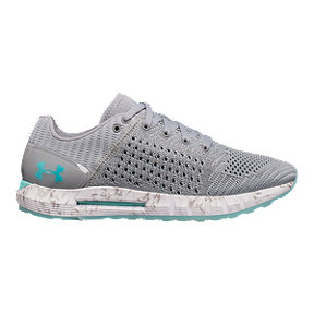 Under Armour Women's HOVR Sonic NC Running Shoes - Grey/White/Blue