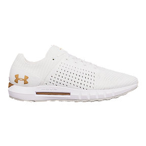 Under Armour Men's HOVR Sonic NC Running Shoes - White/Element/Gold