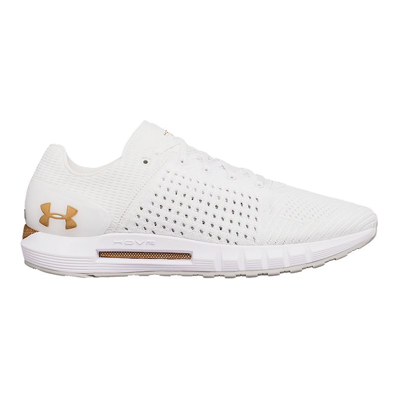 af51ad42e21a Under Armour Men s HOVR Sonic NC Running Shoes - White Element Gold ...