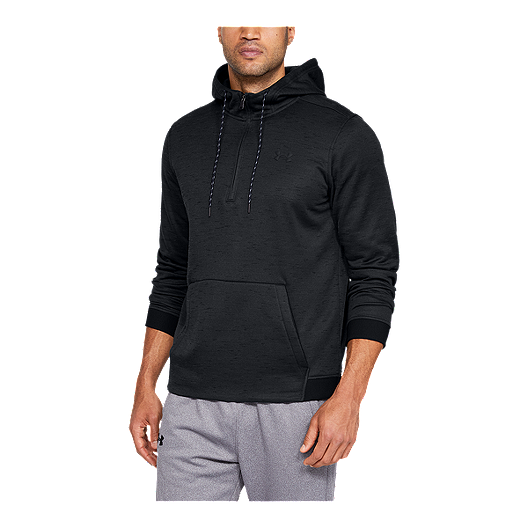 35cf5fc27 Under Armour Men's Armour Fleece 1/2 Zip Hoodie | Sport Chek