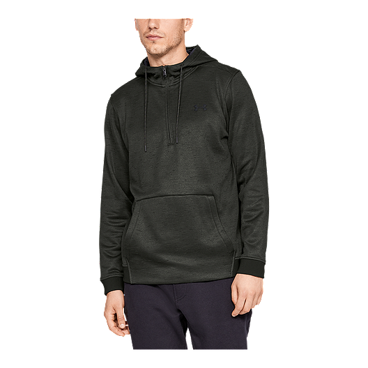 online store cb742 98874 Under Armour Men s Armour Fleece 1 2 Zip Hoodie   Sport Chek