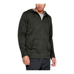 6005edcde Under Armour Men's Armour Fleece Full Zip Hoodie