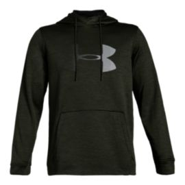 Under Armour Men's Fleece Logo Graphic Pullover Hoodie