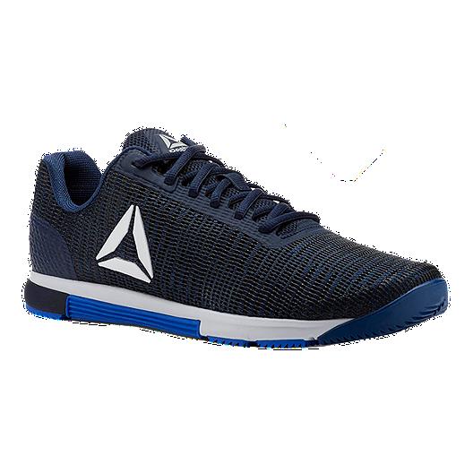 Reebok Men's Speed TR Flexweave Training Shoes BlueWhite