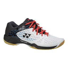 071818cdd1 Yonex Men s SHB 03 Indoor Court Shoes - White Black