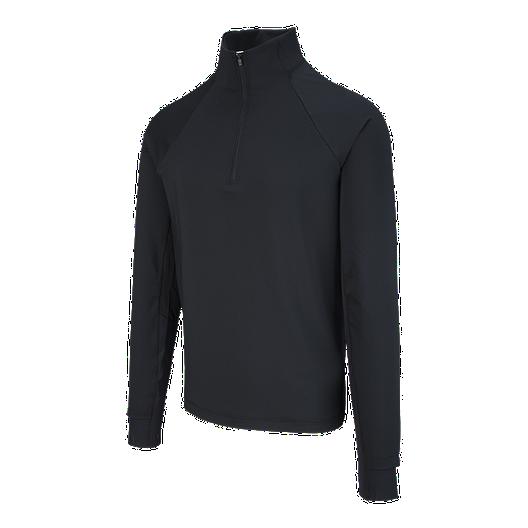 d0714474 Under Armour Men's ColdGear® Reactor Run 1/2 Zip Long Sleeve Shirt   Sport  Chek