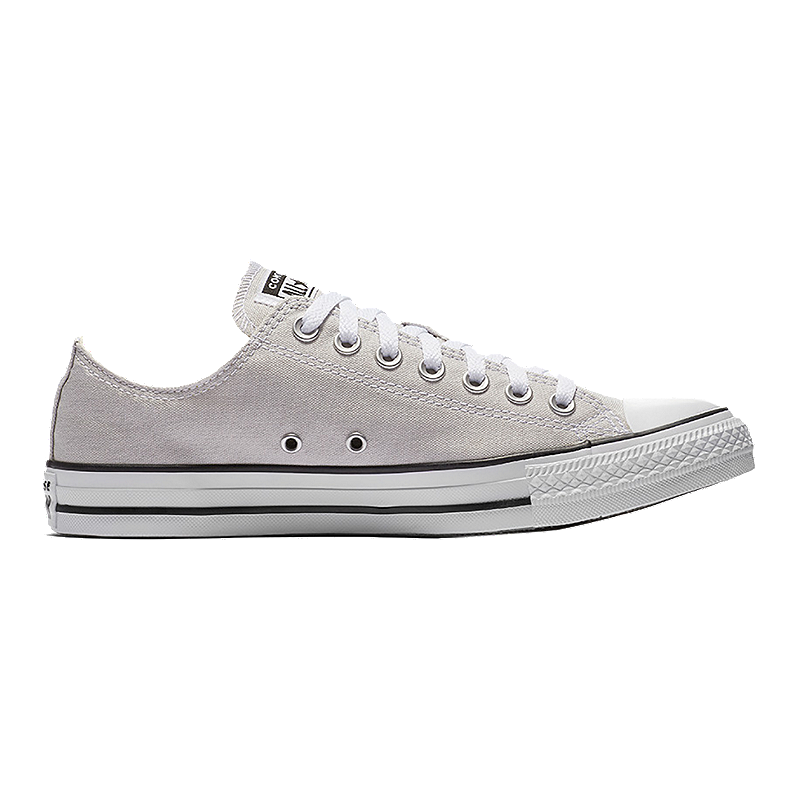 2399dc794dbb Converse Women s Chuck Taylor Ox Shoes - Mouse Grey