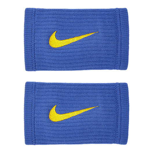 official photos cdf8f 3ccef Nike Dri-Fit Reveal Doublewide Wristband   Sport Chek