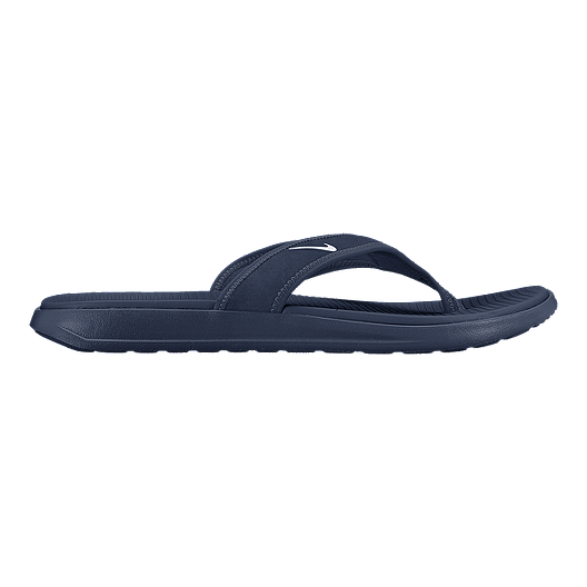 new style 55218 fa3ad Nike Men s Ultra Celso Thong Sandals - Midnight Navy White   Sport Chek