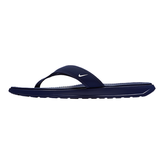 4677b8a99b0e Nike Men s Ultra Celso Thong Sandals - Midnight Navy White. (0). View  Description