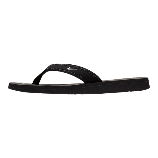 a44ae523a0fc Nike Women s Celso Thong Sandals - Black White. (8). View Description