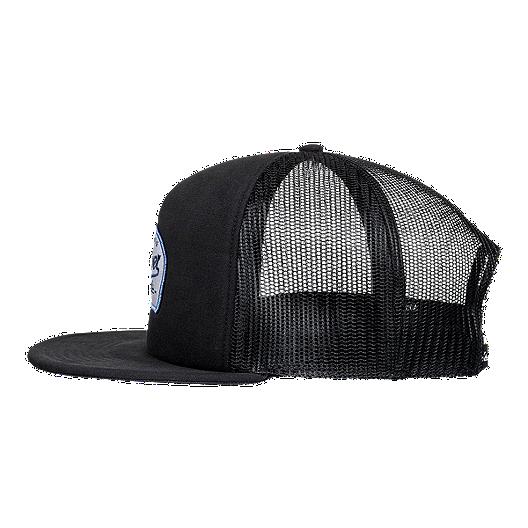 01caa3a27 Quiksilver Men's Past Checker Trucker Hat