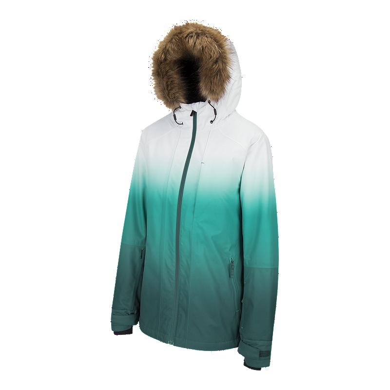 b828fddc1 Ripzone Women's Seeker Gradient Insulated Jacket