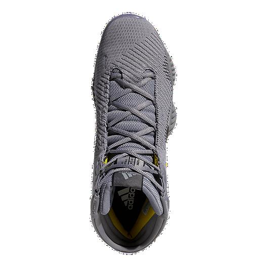 16487f0cf adidas Men s Pro Bounce 2018 Basketball Shoes - Grey Gold. (0). View  Description