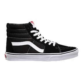 7d24da49257 Vans Men s Sk8-Hi Shoes - Black