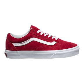 Vans Women s Old Skool Shoes - Suede Scooter True White a53466266