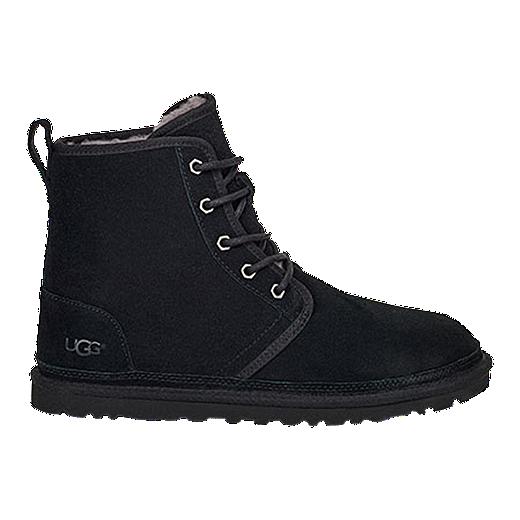 6e7fdee31e5 Ugg Men's Harkley Casual Boot - Black