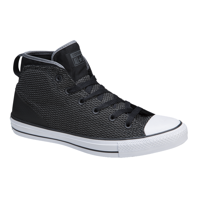 Converse Men s CT As Syde Street Shoes - Thunder Black White  01a51959a