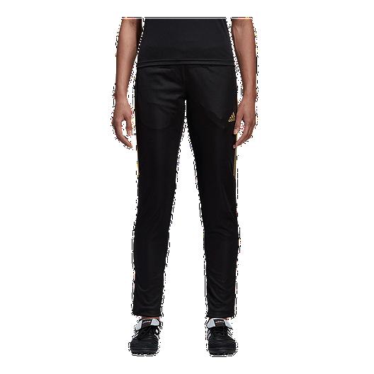 c6228dab02ef adidas Women s Tiro 17 Training Pants - Black Gold