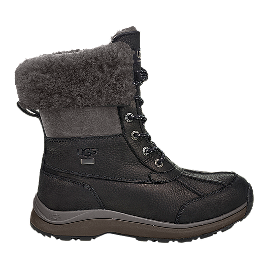 8d319dcd924 Ugg Women's Adirondack III Winter Boot - Black