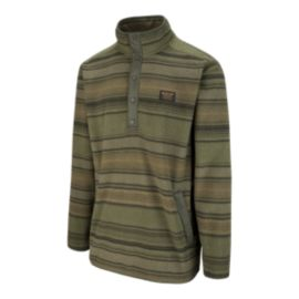 Burton Men's Hearth Fleece Pullover - Stripe