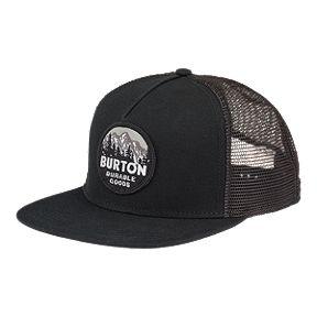 7b9cc25e36c Burton Men s Marble Head Hat - True Black