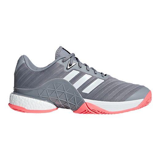 Goma de dinero fertilizante patrón  adidas Men's Barricade 2018 Boost Tennis Shoes - White/Black/Red | Sport  Chek