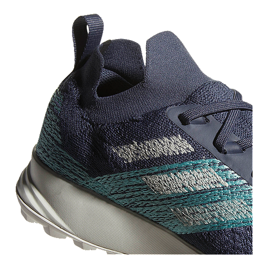 73d3e42dc6607 adidas Women's Terrex Two Parley Trail Running Shoes - Blue/Grey ...