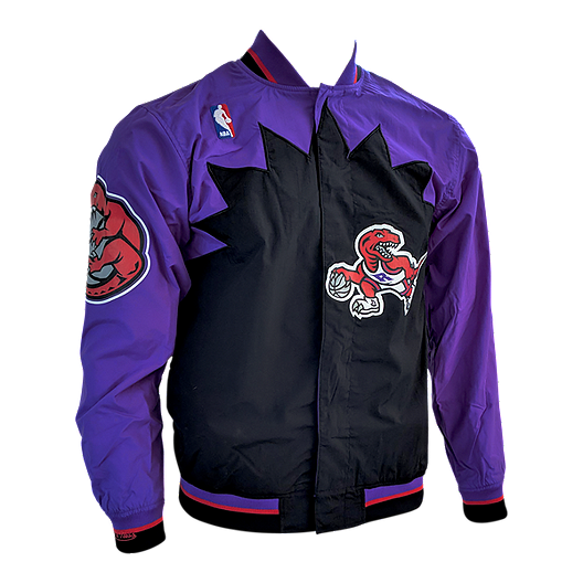 95487174 Toronto Raptors Men's Mitchell and Ness Authentic Warm Up Jacket | Sport  Chek