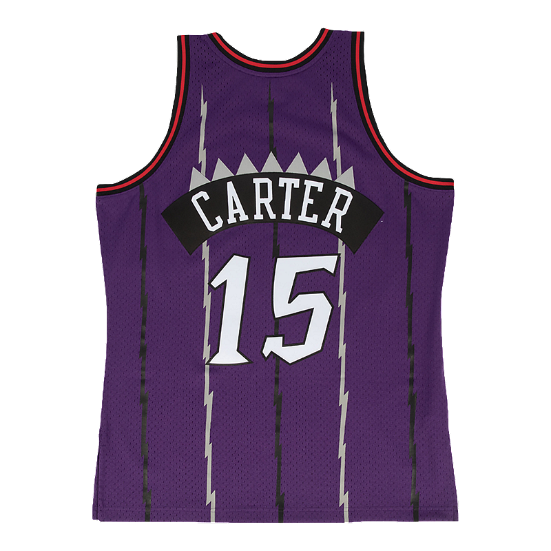 0808c32c Toronto Raptors Mitchell and Ness Carter Swingman Replica Jersey | Sport  Chek