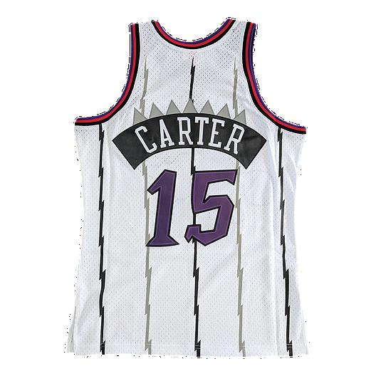 0bedea39 Toronto Raptors Men's Mitchell and Ness Carter Swingman Jersey | Sport Chek