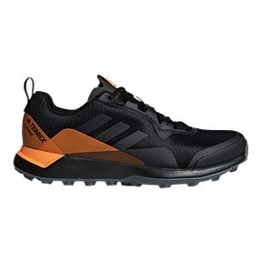 d73c74c92 adidas Men s Terrex CMTK GTX Trail Running Shoes - Black Grey Orange