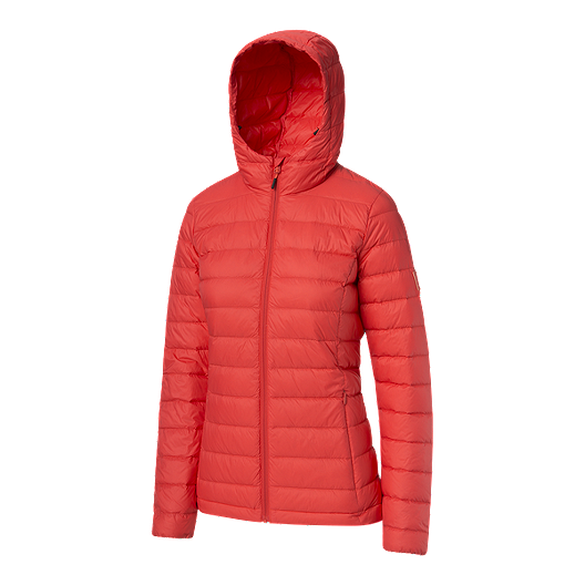newest 4983b 608c8 McKINLEY Women's Tarella Hooded Insulated Jacket