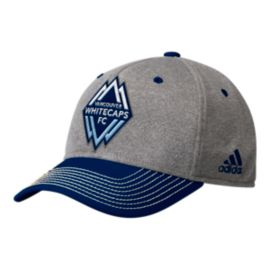 Vancouver Whitecaps FC adidas Structured Adjustable Hat