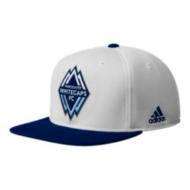 Vancouver Whitecaps FC adidas Two Tone Snapback Hat