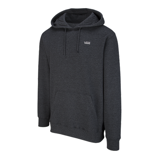 b31015bba3 Vans Men s Basic Pullover Hoodie - Black Heather