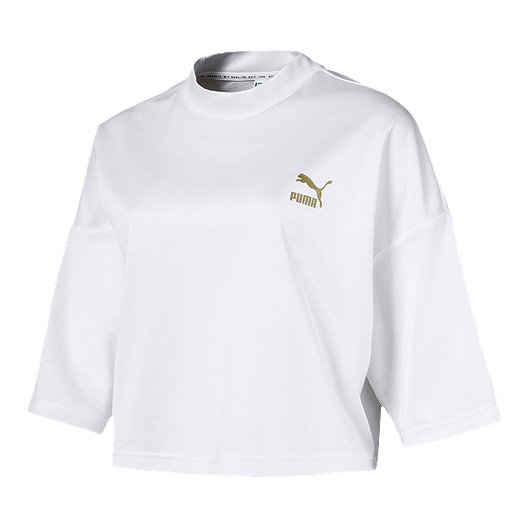 on sale b66a7 d62de Puma Women's Retro T Shirt