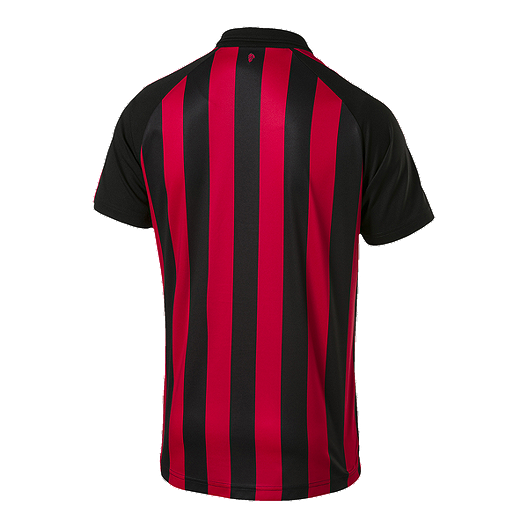 huge discount 65692 9eea3 AC Milan 2018/19 Puma Men's Home Jersey