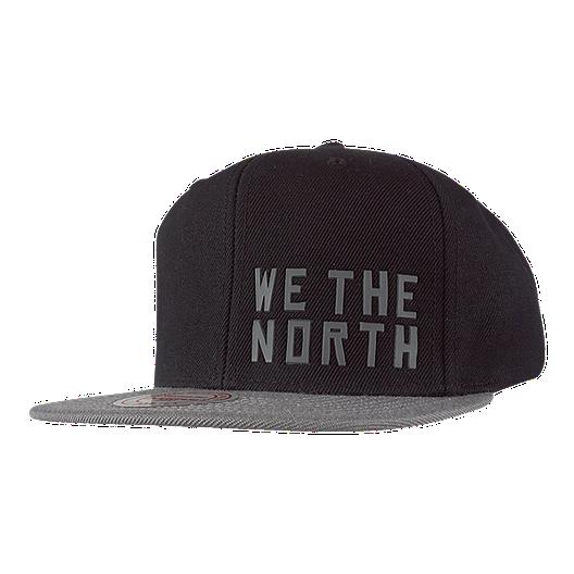 premium selection 5a5bb 0d59f Toronto Raptors Mitchell and Ness Little Logo Snapback Cap   Sport Chek