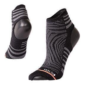 8db6a04a2 Stance Women s Studio Yogi Zebra Forefoot Socks