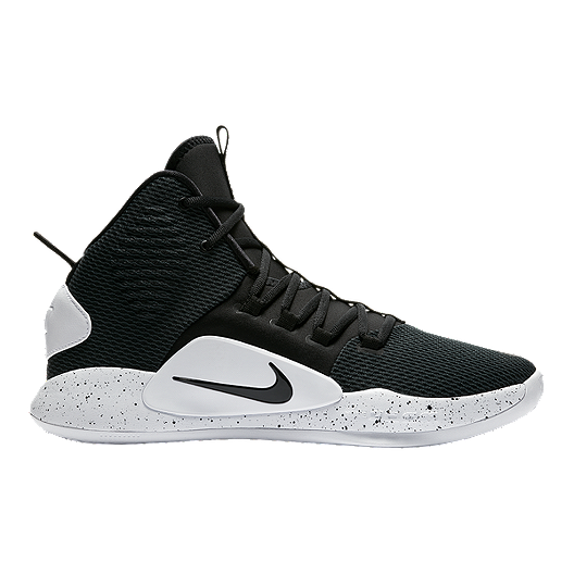 free shipping 7796e 0057c Nike Unisex Hyperdunk 2018 TB Basketball Shoes - Black Heather   Sport Chek