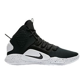 6be83e73ec47 Nike Unisex Hyperdunk 2018 TB Basketball Shoes - Black Heather
